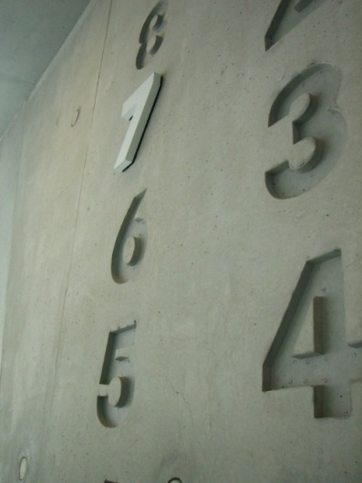 Museum Signs Part 1 - Smashing Magazine #numbers #signage #wayfinding