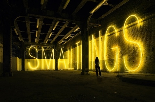 Martin Creed Work No. 755 #neon #creed #martin #typography