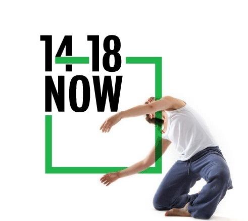 14-18 Now | Bibliothèque Design #logo #branding