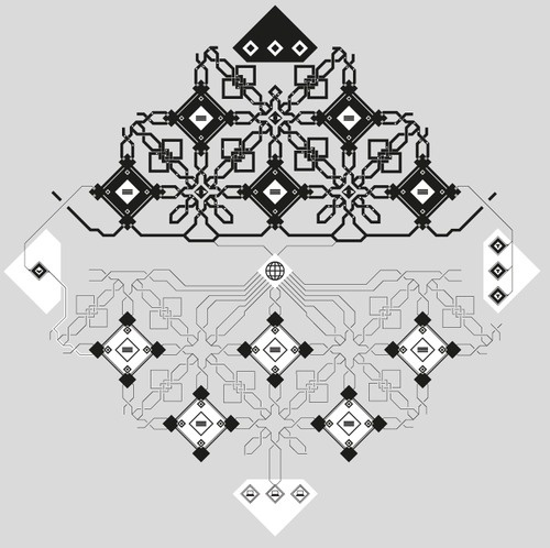 This Is Maral Portfolio #pattern #design #graphic #illustration #infogrpahic