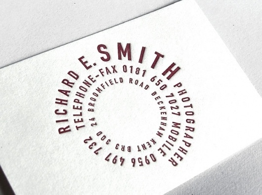 Graphic-ExchanGE - a selection of graphic projects - Kerry Ropper #card #letterpress #business