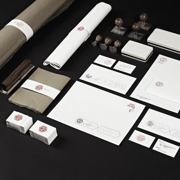 125 Branding Design Inspiration | feel desain #corporate #identity #branding