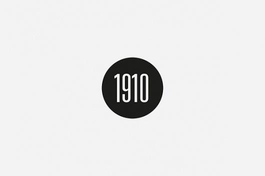 1910 Design & Communication on the Behance Network #1910