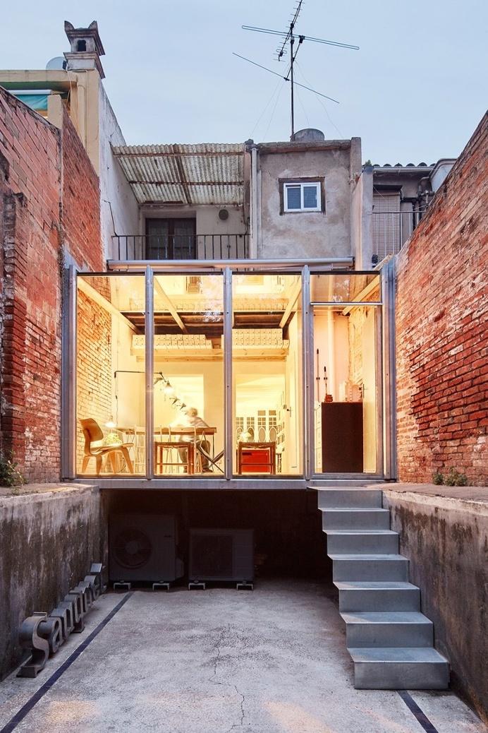 Sauquet Arquitectes > Estudi Lacy