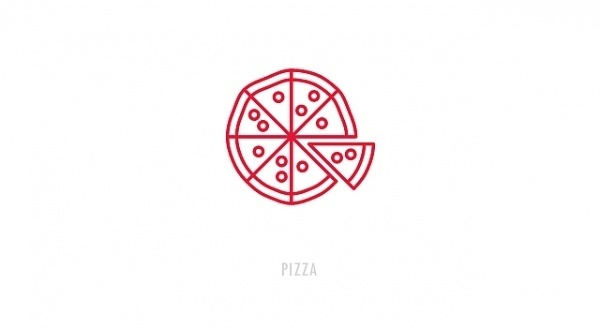build conference - Tim Boelaars #illustration #pizza