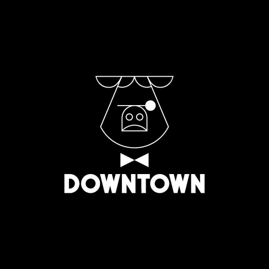 Craig & Karl - Downtown #logo #identity