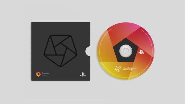 Sony PDSG Branding, by Alex Townsend #inspiration #creative #branding #design #graphic #cd