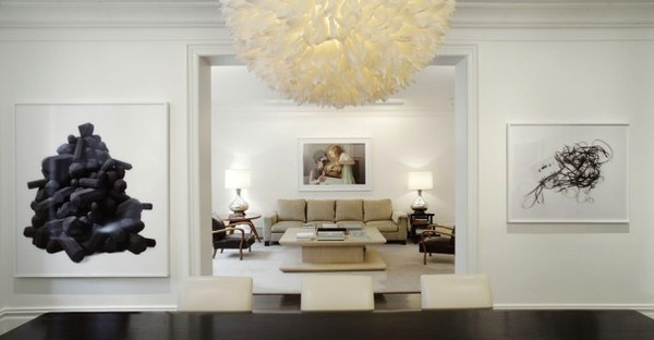 Living room with art decor #spec #that #certainly #affe #a #designers #you #agency #con #of #de #fan #the #are #art #right #when