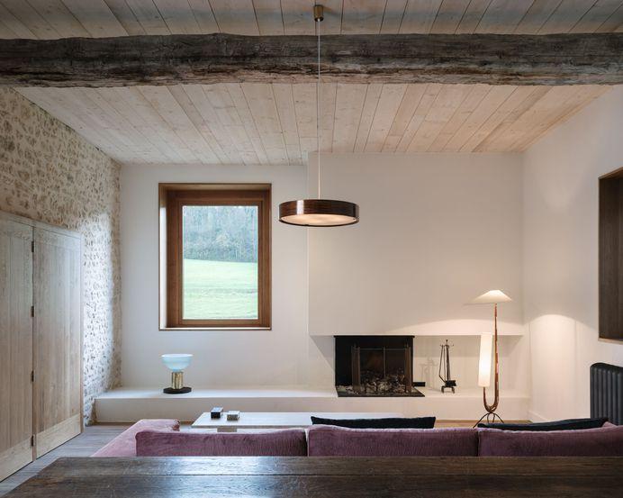 Réhabilitation de Ferme by Collet & Muller Architects