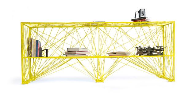 Nodo Collection by Estudio Pentagono #design #furniture