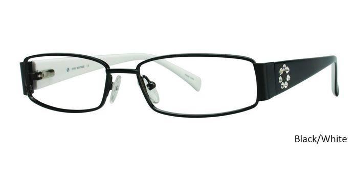 Black/White Vivid Boutique 5010.