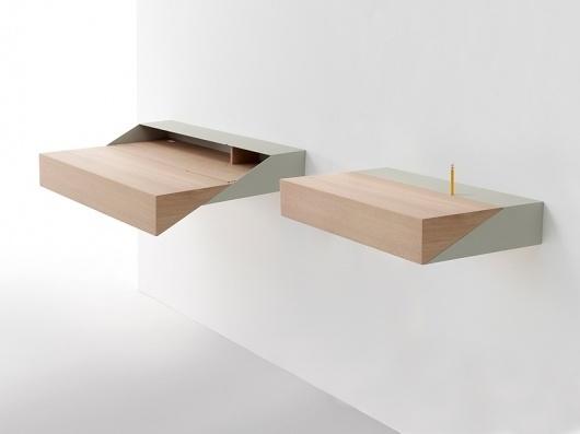 raw edges: deskbox for arco #desk