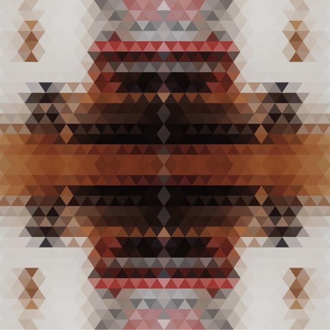 Pattern Collage - the portfolio of sallie harrison #vector #pattern #geometric #illustration #wallpaper #patterns