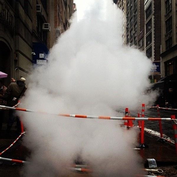 Steam NYC #new #york #nyc #steam #city