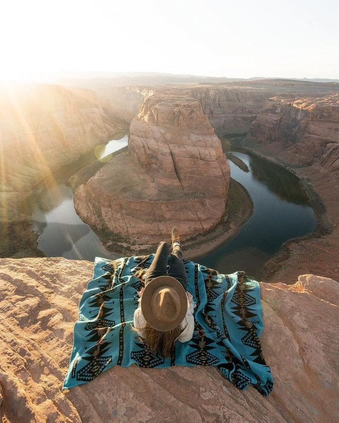 Stunning Adventure Instagrams by Renee Hahnel