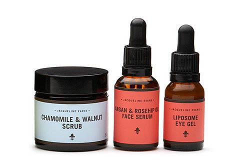 Jacqueline Evans Naturopathic Skincare #packaging