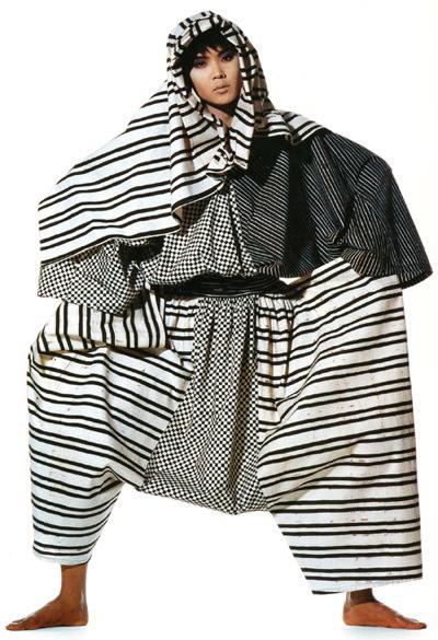 585 JUN SS 1984 PENN #model #white #stripes #black #photography #drapery #fashion