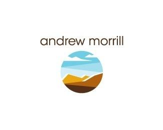 Andrew Morrill by jerron #logo #landscape