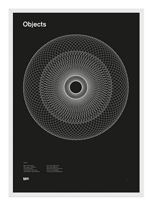 A Series of 1950/60s Inspired Posters | Shiro to Kuro #black #white #poster