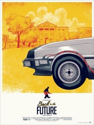 random goodness - ialreadydontlikeyou: Back to the Future Trilogy... #movie #deloren #retro #the #to #back #poster #future #awesome