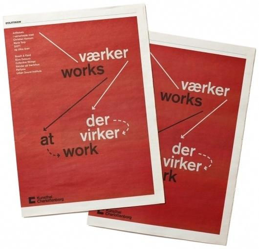 Rasmus Koch Studio – Showcase   September Industry #typography