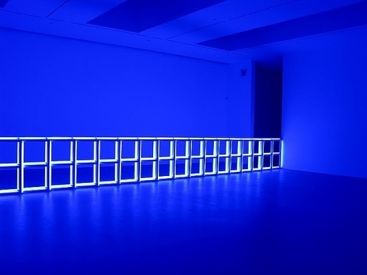WE DARE SPEAK (A MOMENT ONLY): DAN FLAVIN