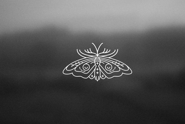 moth and owl tattoo on Behance #moth #drawing #illustration
