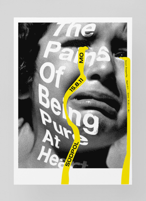 Felix Pfäffli   PICDIT #design #graphic #art #poster #type #typography
