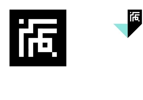 Matthieu Fagny Architect on Branding Served #print #color #identity #branding