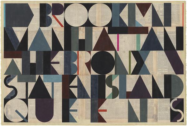 Evan Hecox #type #design #graphic