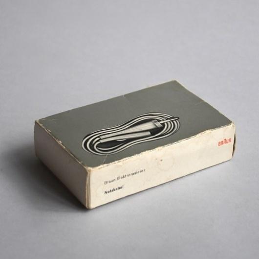 Braun electrical - Household - Braun netzkabel #packaging