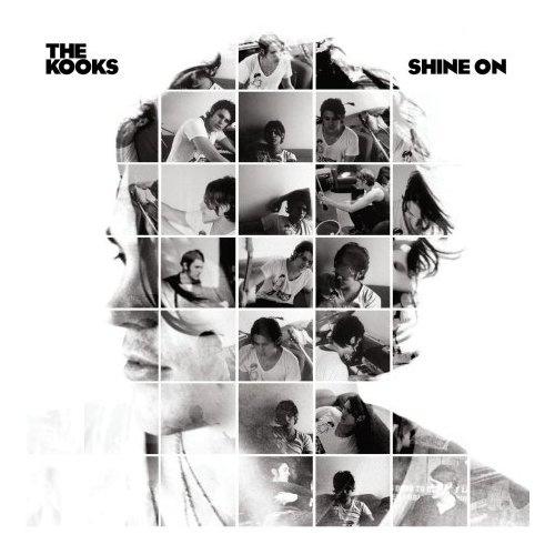 The_Kooks_Shine_On.jpg 500 ×500 pixel #kooks #the #cover #art #music #collage