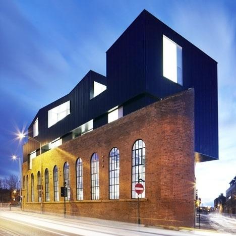 Dezeen » Blog Archive » 192 Shoreham Street by Project Orange