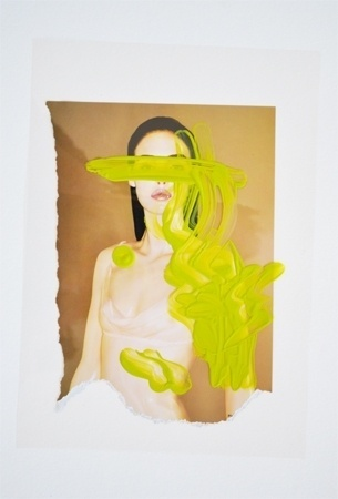 Jack Walsh #paint #jack #photography #art #walsh #green