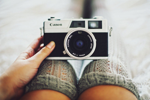 Likes | Tumblr #camera #canon #socks #wool