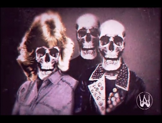 Forgotten-hopes #video #skull #violence #glitch