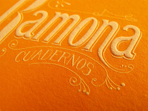 Rocio Cogno made at the copper Union #letterpress