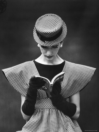 photography / Nina Leen #fashion #photo