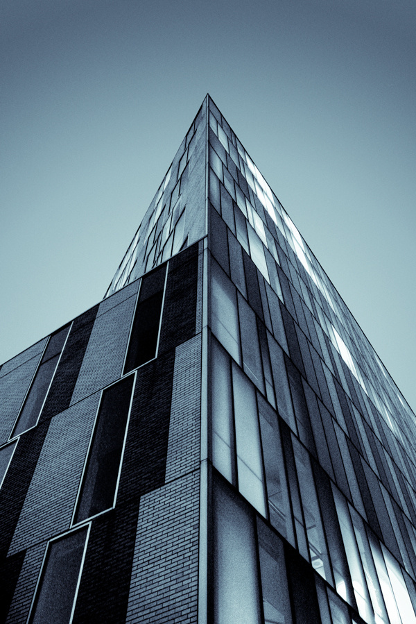 Montreal minimal #perspective #montreal #building #architecture