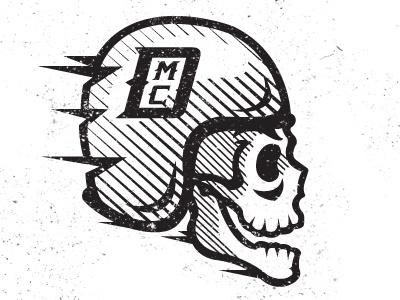 DMC Skull #logo #skull