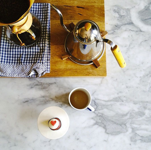 365daysofcoffee cindy loughridge #marble