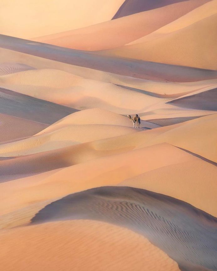 Outstanding Nature Landscapes by Abdulla Almajed