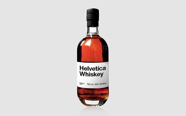 helvetica whiskey #whiskey #branding #packaging #brand #helvetica
