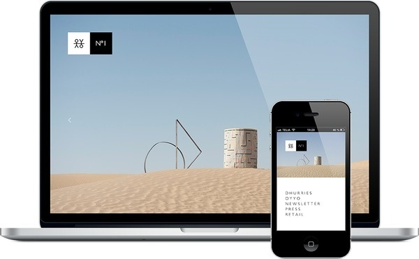DANIEL KÄLLBOM #website #digital #minimal