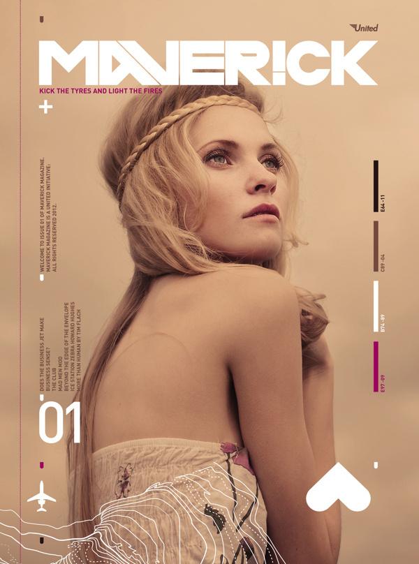Magazine Layout Inspiration 7 #layout #magazine