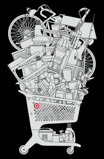 Network Osaka > Portfolio > Target #target #osaka #network #poster