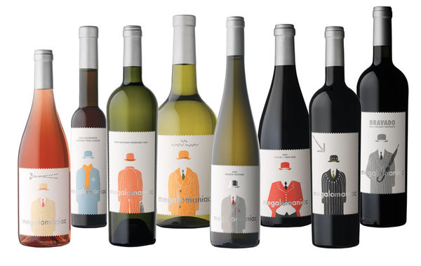 Graphic ExchanGE a selection of graphic projects Reno Orange #wine