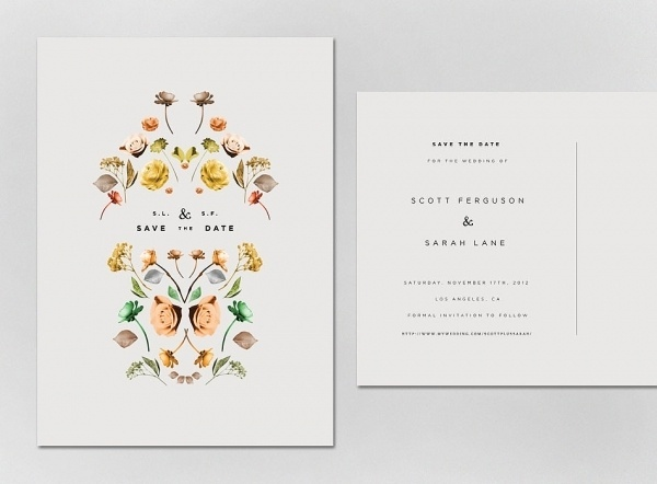 Hedge_Invite_S-S_1000.jpg 950×700 pixels #wedding #floral #invitation