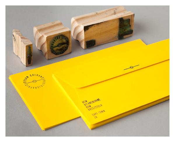 Identity #stamp #stationery