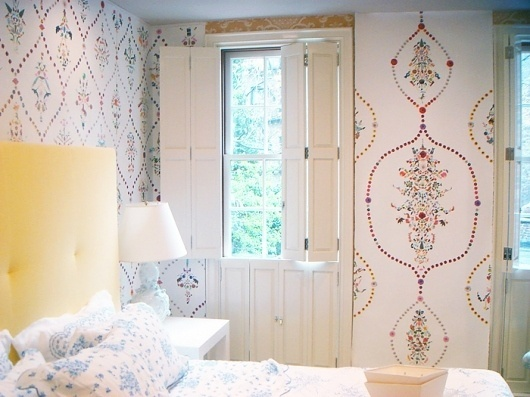 KRISATOMIC #interior #flat #pattern #illustration #vernacular #sticker #wallpaper